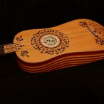 Italian guitar after Sellas